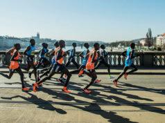 The Battle of the Teams: профессиональные марафонцы сразятся в командном марафоне в Праге