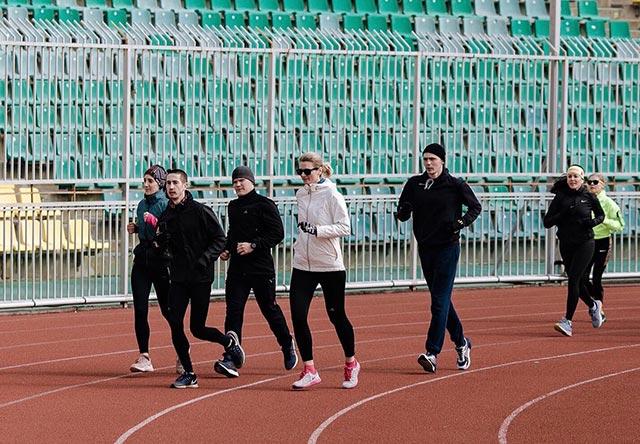 Результаты забега Run Kuban 2021