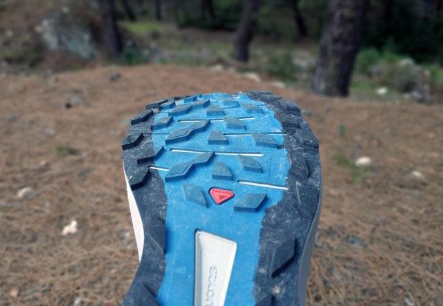 Sense Ride 4: обзор универсальных беговых кроссовок Salomon