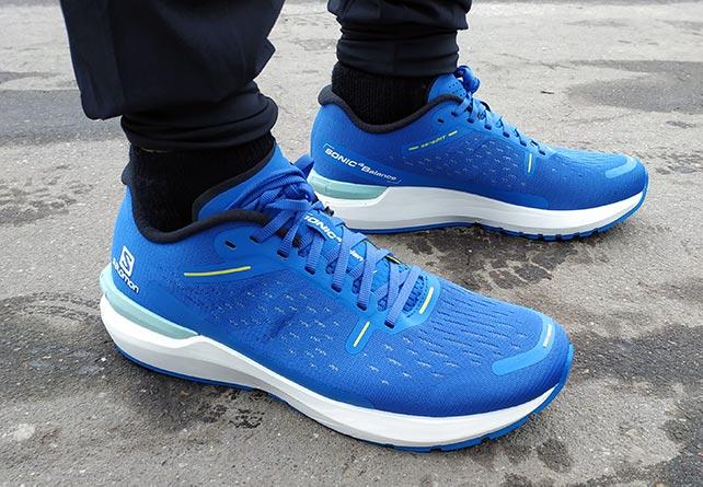 Salomon Sonic: обзор линейки кроссовок для бега по шоссе