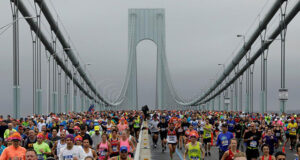 Нью-Йоркский марафон 2021 года примет 33 000 участников
