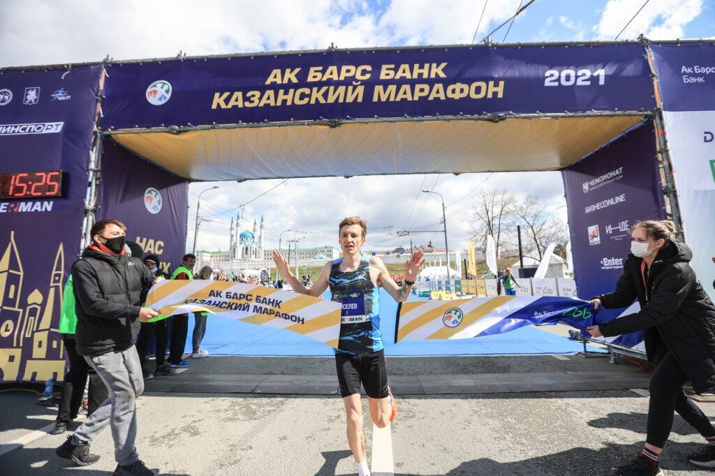 Итоги и результаты Казанского марафона 2021
