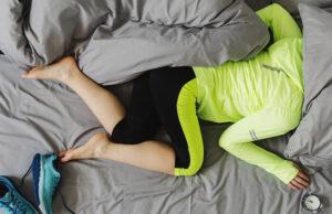 Можно ли бегать на фоне усталости
