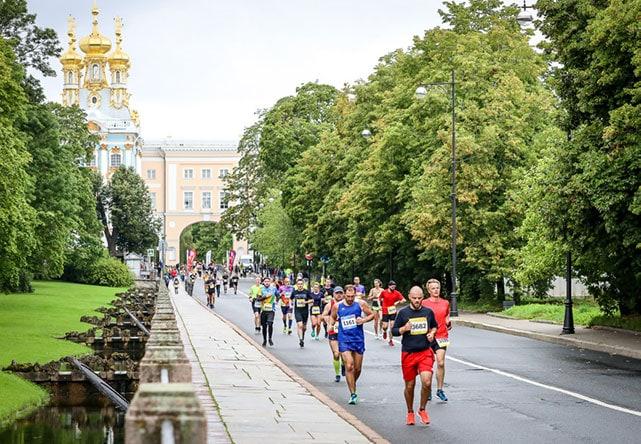 Результаты Царскосельского марафона 2021