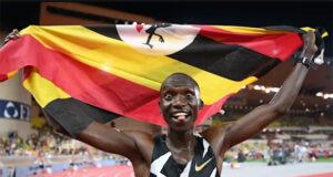 Джошуа Чептегеи попытается побить мировой рекорд на 3000 метров