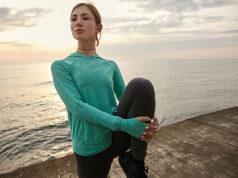 Как уберечь колени от травм при беге
