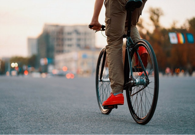 10 причин ездить на работу на велосипеде