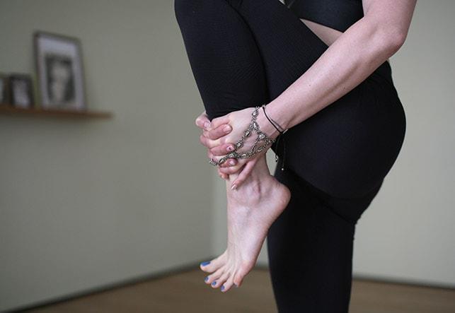 Йога для бегунов: 10 асан для профилактики травм