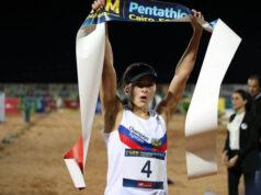 Ульяна Баташова, многократная чемпионка России в пятиборье: «С шести лет мечтаю попасть на Олимпиаду»