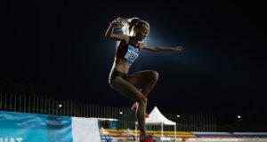 Константин Плохотников и Екатерина Ивонина – чемпионы России в беге на 3000 метров с препятствиями