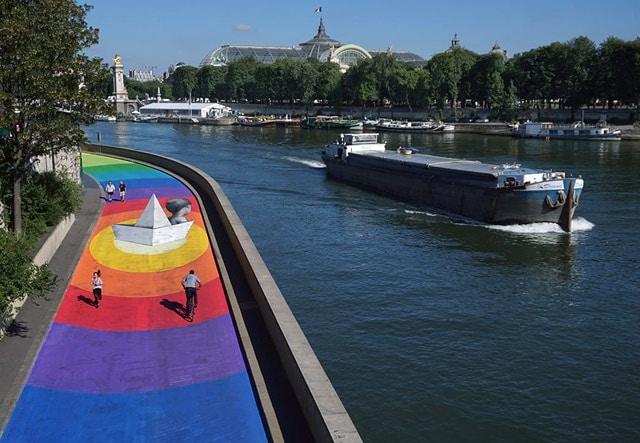 Где побегать в Париже: парки, набережные, стадионы