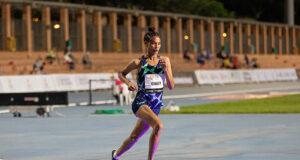 Летесенбет Гидей установила новый мировой рекорд в беге на 10 000 метров