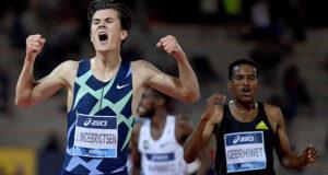 В 13 секундах от мирового: Якоб Ингебригтсен установил новый рекорд Европы в беге на 5000 метров