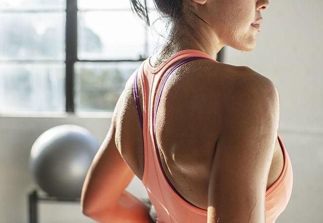 Как ухаживать за кожей до и после бега