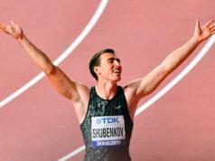 Сергей Шубенков и Ксения Лабыгина победили на чемпионате России в беге на 110 и 100 метров с барьерами