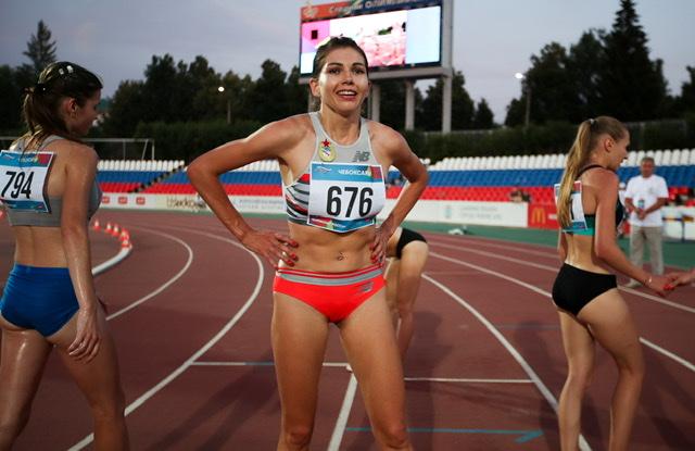 Светлана Аплачкина одержала победу на чемпионате России 2021 в беге на 5000 метров