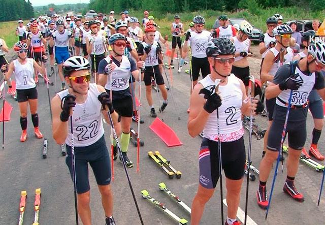 14 лыжероллерных марафонов в России и за рубежом