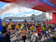 Санкт-Петербург признали беговой столицей 2021 года