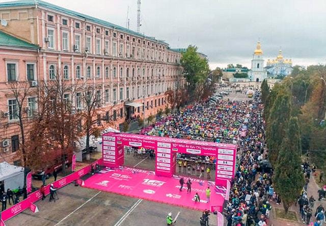 10 забегов и марафонов Украины, в которых стоит принять участие