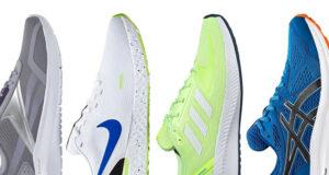 Топ дешёвых кроссовок для бега