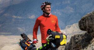 Егор Ковальчук: кругосветка в 54 000 километров на велосипеде