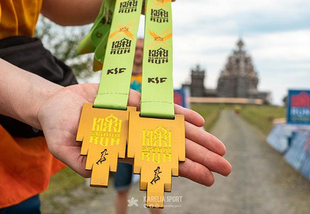 Кижи Run: как прошёл первый забег в карельском музее под открытым небом