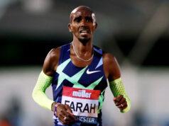 Четырёхкратный олимпийский чемпион сэр Мо Фара пропустит Олимпийские игры в Токио