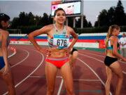 Светлана Аплачкина выиграла две медали чемпионата России в течение двух часов