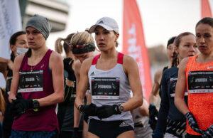Чемпионка России по марафону Сардана Трофимова не примет участие в Олимпийском марафоне