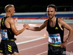 Владимир Никитин стал чемпионом России в беге на 10 000 метров, Ринас Ахмадеев – третий