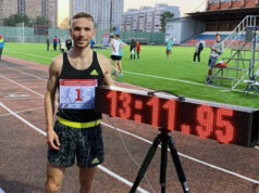 Владимир Никитин обновил 40-летний рекорд России в беге на 5000 метров