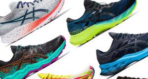 Обзор кроссовок для бега ASICS: 34 модели 2021 года