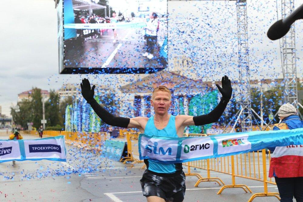Результаты Сибирского международного марафона SIM-2021 в Омске