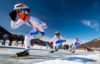 10 конькобежных марафонов в России и за рубежом