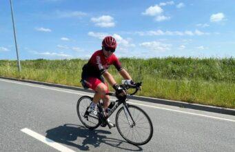 Велорекорд 100 дней более 100 км в день