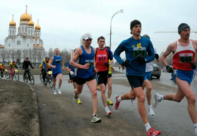 Где побегать в Тольятти: парки, стадионы, городские маршруты
