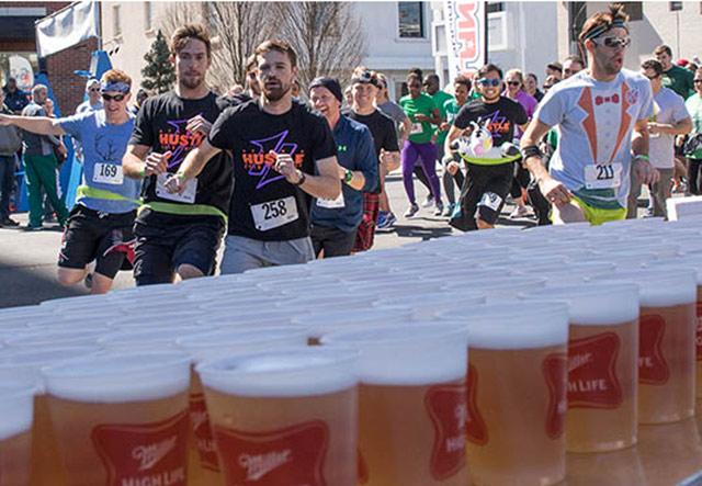 Пиво после бега: вред или польза?