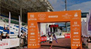 Результаты Уфимского марафона 2021