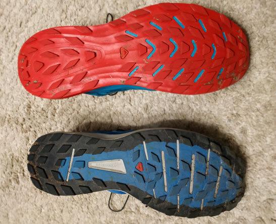 Ultra Glide: обзор новых трейловых кроссовок от Salomon