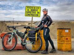 На велосипеде по всему миру: Татьяна Гусева о велопутешествиях в одиночку