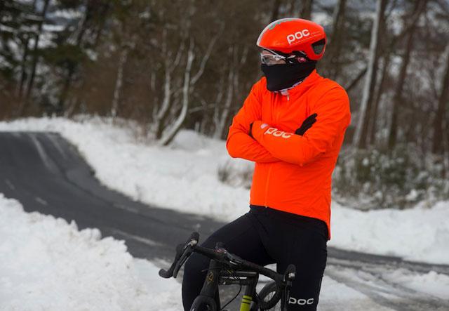 10 правил езды на велосипеде в холодную погоду