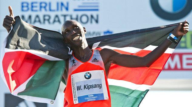 10 самых быстрых в мире марафонцев