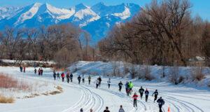 11 ледовых забегов в России и мире