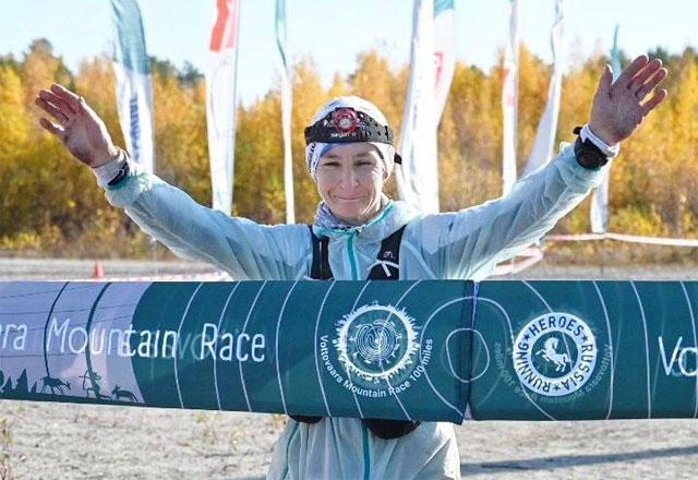 Результаты Vottovaara Mountain Race-2021