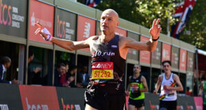 Чемпион мира Юрий Строфилов: Лондонский марафон за 2:38 в 56 лет